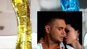 Actor porno lança perfume em forma de pénis