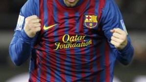 Messi 'premiado' com mais quatro dias de férias
