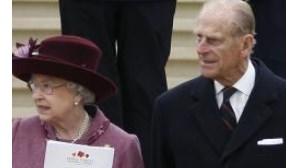 Marido de Rainha de Inglaterra hospitalizado