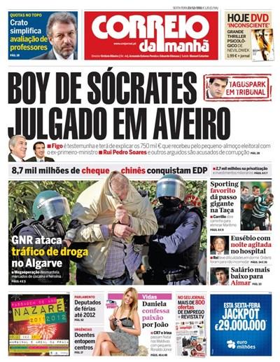 Capa 23 Dezembro 2011