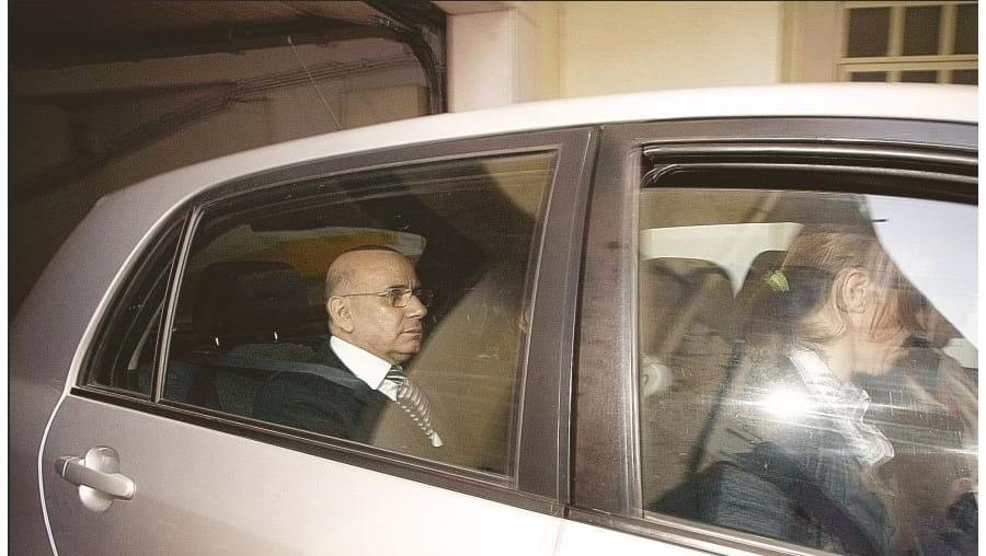 Duarte Lima acabou detido preventivamente no âmbito do caso BPN