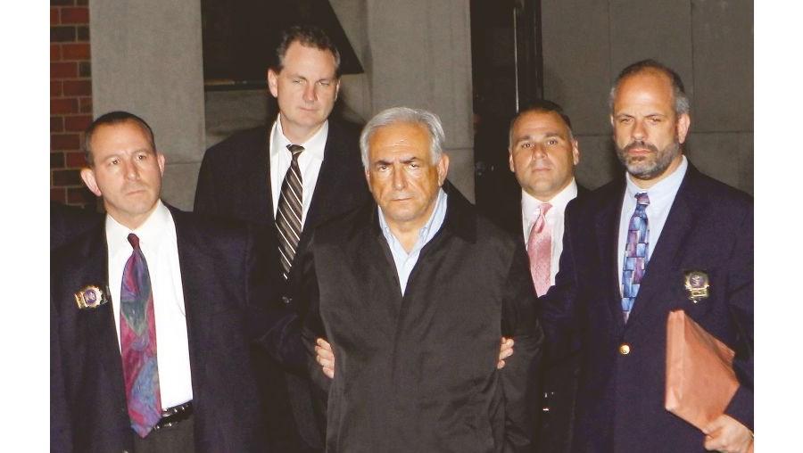 Strauss-Kahn foi detido em Nova Iorque a 15 de Maio