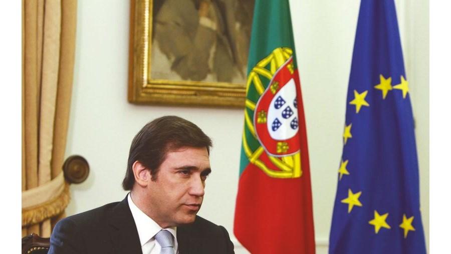 """Pedro Passos Coelho: """"Queremos cobrar menos impostos em 2015"""""""