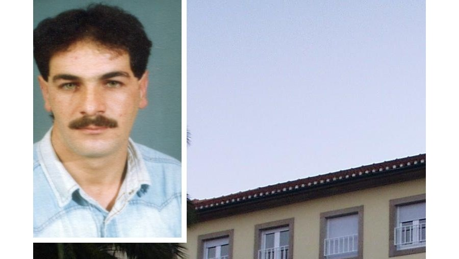 Orlando Gomes (em cima) morreu no Hospital de Oliveira de Azeméis, onde não há câmara frigorífica. Corpo ficou 60 horas em saco