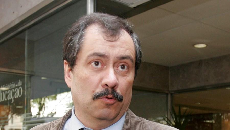 Mário Nogueira é efectivo no Agrupamento da Pedrulha e está destacado nos sindicatos há 21 anos