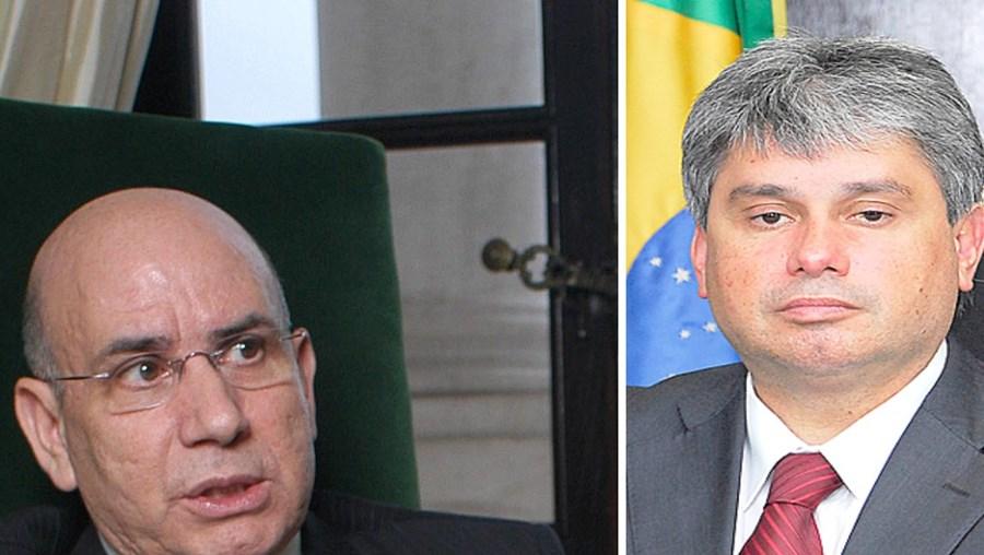 O procurador Cláudio Lopes, do Rio de Janeiro, (em cima) não tem dúvidas sobre o envolvimento de Duarte Lima na morte de Rosalina Ribeiro, em 2009, em Saquarema