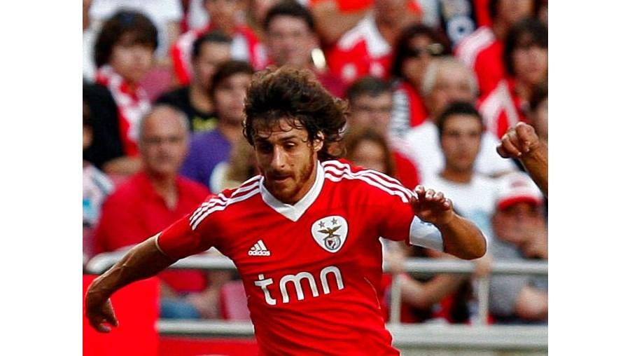 Pablo Aimar, de 32 anos, chegou ao Benfica em 2008 e custou seis milhões de euros