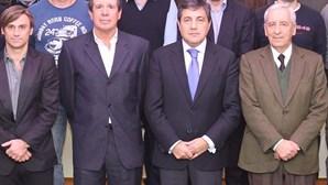 Fernando Gomes reuniu com seleccionadores