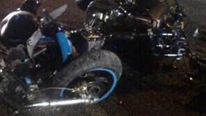 Choque frontal de motorizadas mata dois em Portimão