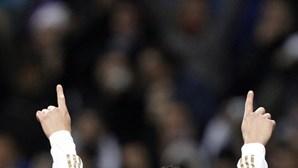 Cristiano Ronaldo contribui para vitória do Real Madrid