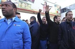 Protesto começou de forma 'espontânea' e os aderentes foram-se multiplicando ao longo da tarde