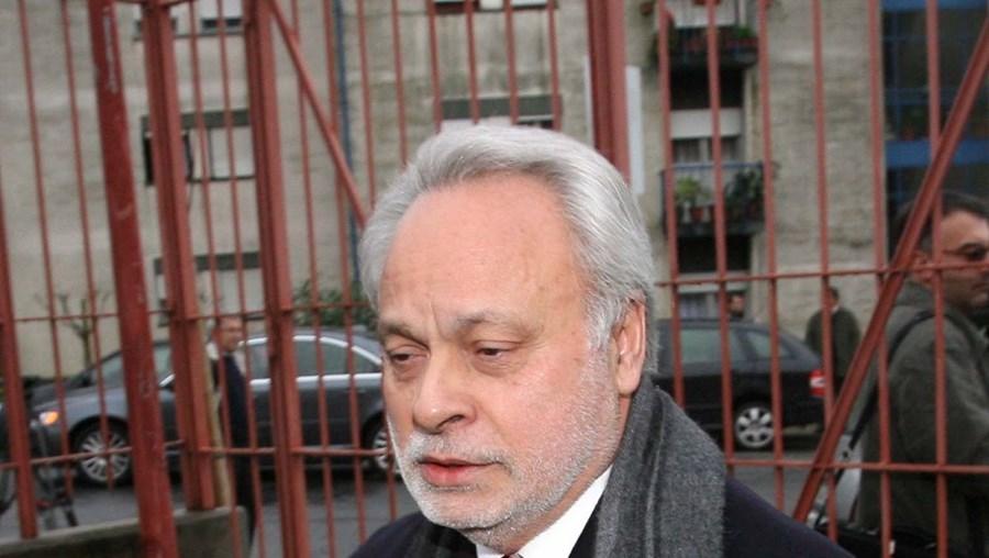 Presidente da Câmara de Gondomar, Valentim Loureiro, é um dos cinco arguidos do processo