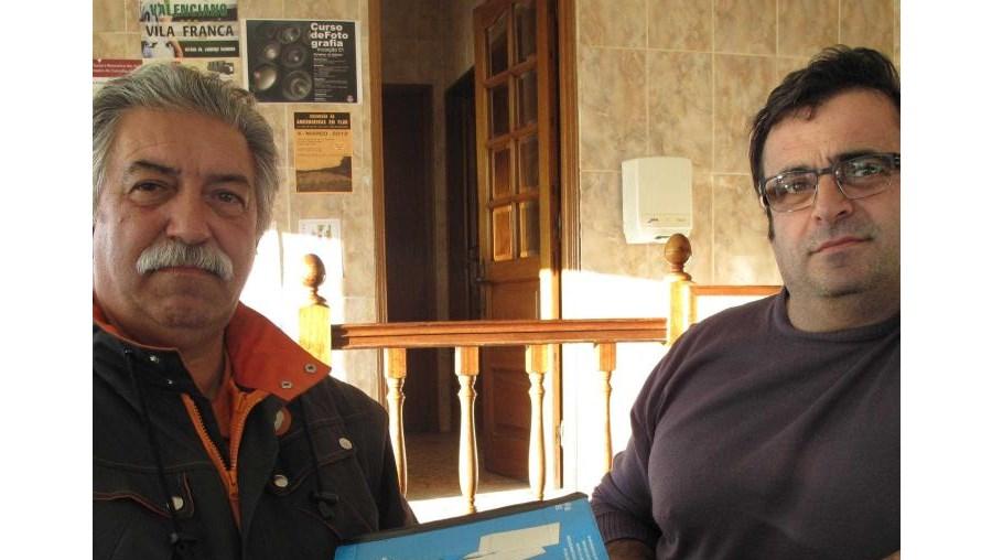 José Silva e António Sá estão a promover peditório para tirar o amigo António da cadeia
