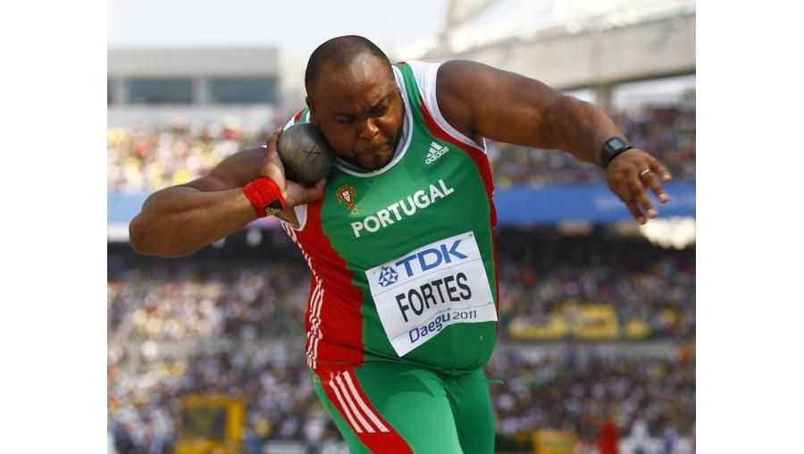 Marco Fortes ficou próximo do seu recorde nacional ao ar livre
