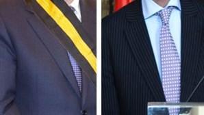 Paulo Portas junta casal diplomático