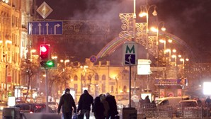 Ucrânia: Frio mata 131 pessoas desde finais de Janeiro