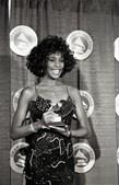 Withney Houston coleccionou vários Grammys ao longo da sua carreira. (Mark Peterson/Reuters)