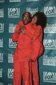 Em 1993, recebe 11 Billboard Music Awards e o amor andava no ar com o marido Bobby Brown. (Fred Prouser / Reuters)
