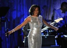 Milhões de discos vendidos, dezenas de prémios, Whitney Houston ficou conhecida como 'A Voz'. (Phil McCarten / Reuters)