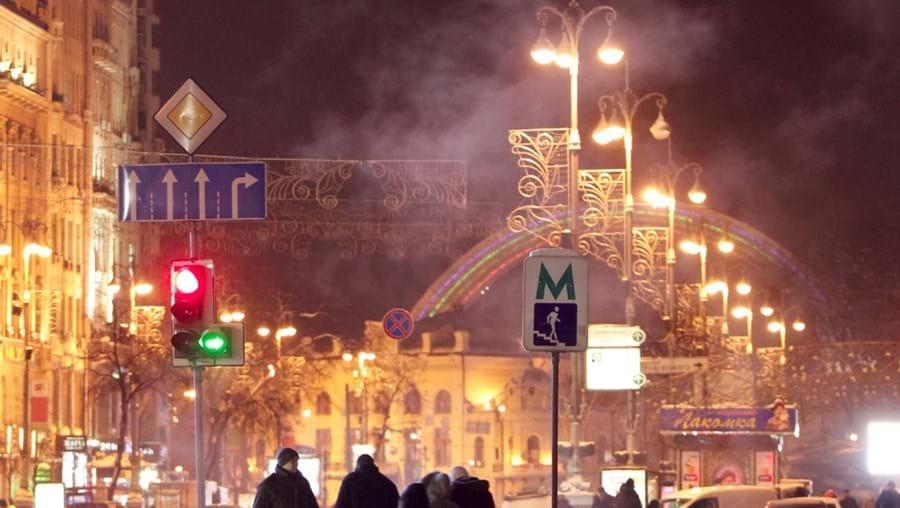 As autoridades organizaram 3.261 lugares onde as pessoas se podem aquecer