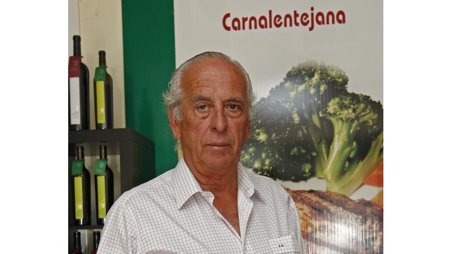 Fernando Carpinteiro Albino, presidente da  Carnalentejana, não descurou a inovação
