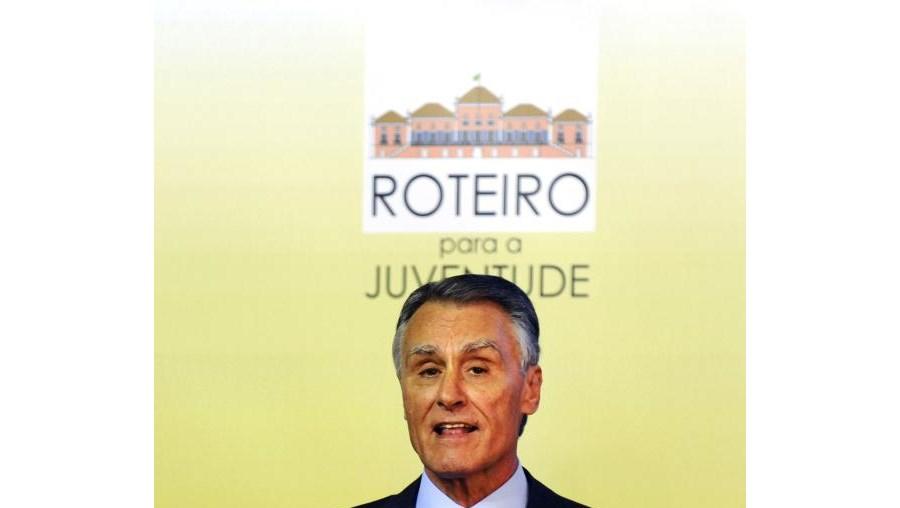 O Presidente, Cavaco Silva