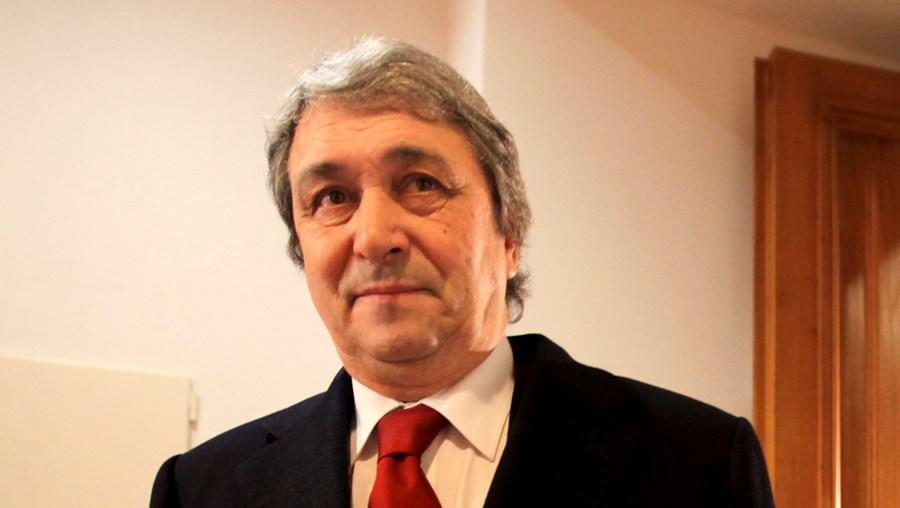 O procurador-geral da República, Pinto Monteiro