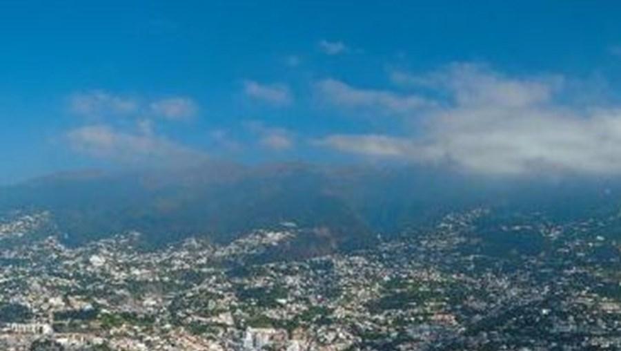 O incendiário foi detido através do Departamento de Investigação Criminal do Funchal