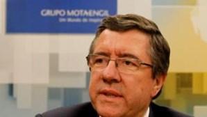 Mota-Engil: Jorge Coelho recebeu 634 mil euros