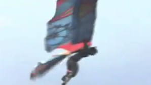 Holandês voa como pássaro (COM VÍDEO)
