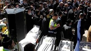 Vítimas de Toulouse enterradas em Jerusalém