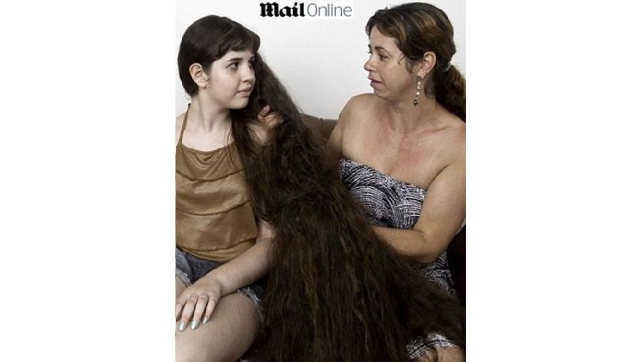 Notícia sobre a jovem brasileira foi divulgada pelo diário britânico 'Daily Mail'