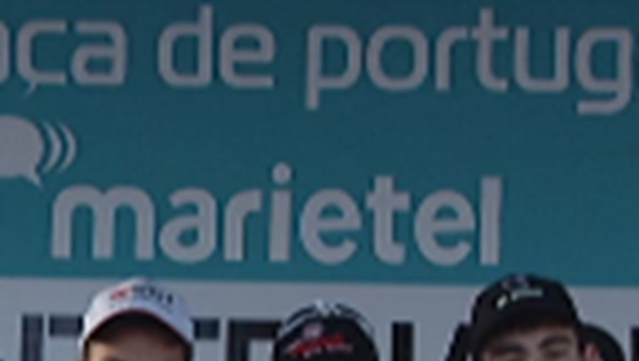 Mário Costa (ASC/Bike Zone) triunfou na classe masculina, dominando a prova desde o início