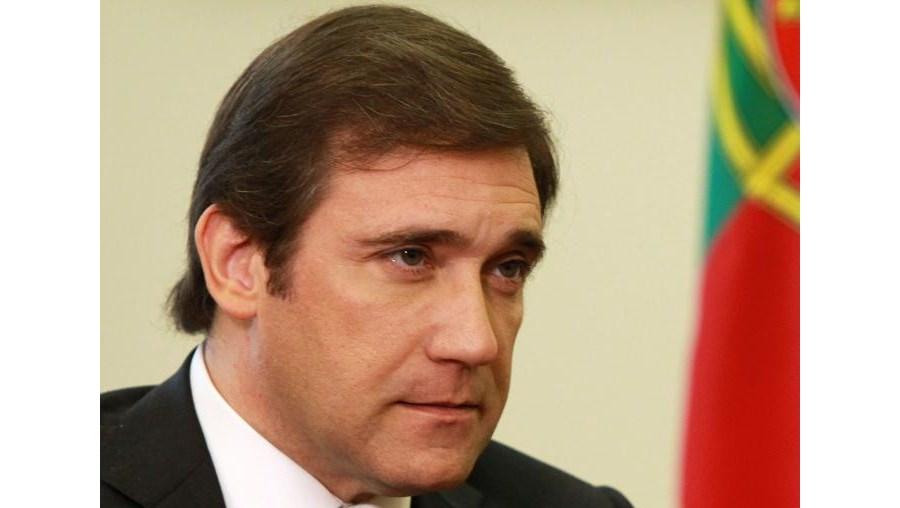Primeiro-ministro e líder do PSD, Passos Coelho, reúne hoje com bancada parlamentar do partido