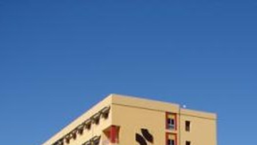 Uma pessoa recebeu tratamento no Hospital de Leiria