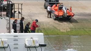 Mergulhadores foram resgatados (COM VÍDEO)