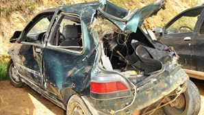 Sem carta nem seguro morre em acidente