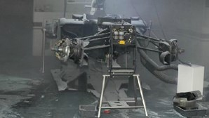 GP Espanha: FIA vai investigar incêndio na box da Williams