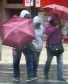Metereologia, tempo, chuva, vento, granizo