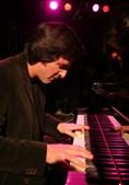 No lançamento de um disco de Rui Veloso, em 2005