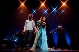 Era casado com a actriz Beatriz Batarda, mãe das suas duas filhas, com quem participou em 2011 no Festival de Música de Leiria