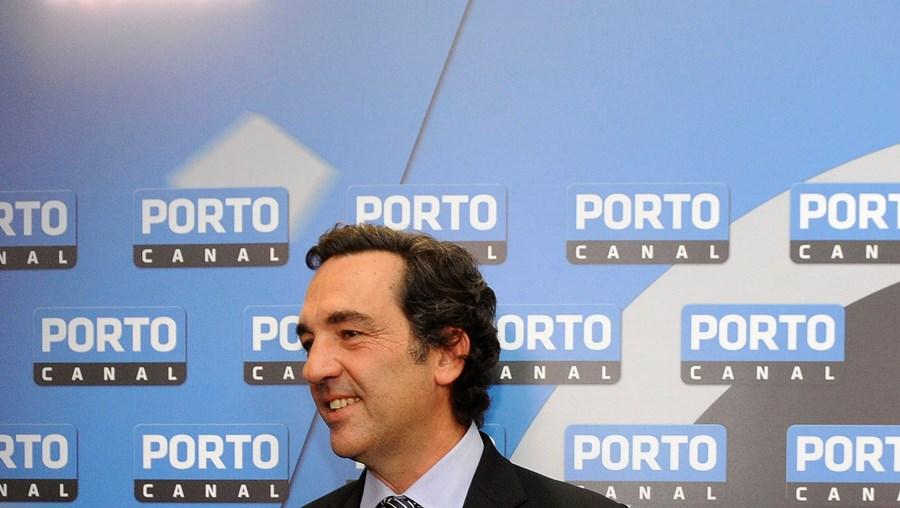Júlio Magalhães na TV do FC Porto