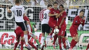 Filho de espanhol leva Alemanha a derrotar Portugal