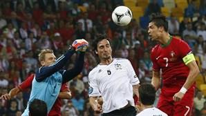 Portugal – Alemanha: o 'calcanhar de aquiles' da Seleção em fases finais de grandes provas
