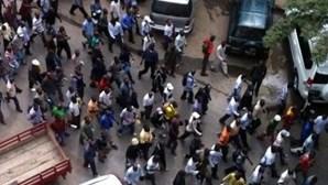Ex-combatentes recebidos a tiro em Luanda