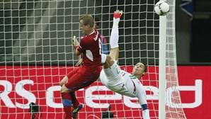 República Checa - Portugal ao minuto