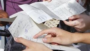 """Exame de Matemática """"acessível mas trabalhoso"""""""