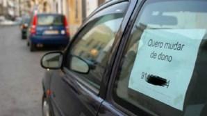 Viseu: Polícia Municipal reboca carros à venda na rua