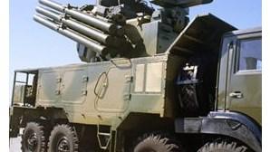 Ancara coloca armamento anti-aéreo na fronteira com a Síria