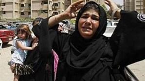 Doze mortos em vários atentados em Bagdad